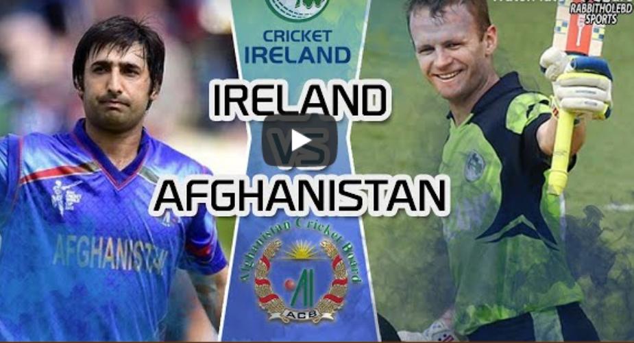 Afghanistan Ireland