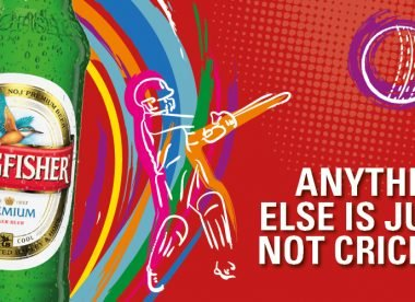 Would you like Kingfisher Beer to sponsor your local cricket club?