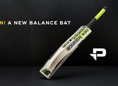WIN! A New Balance bat