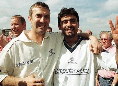 Saqlain Mushtaq: Surrey's premier match-winner