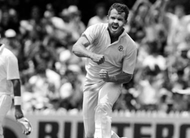Craig McDermott: The ginger-haired speedster with the devilish intent of Lillee – Almanack