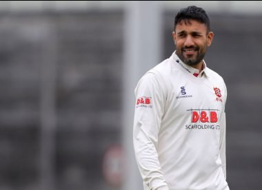 'Like being chucked out of your house' – Bopara on 'struggle' of Essex departure