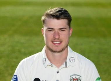 Gloucestershire batsman George Hankins charged with drink-driving