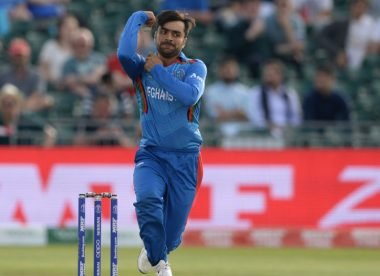 The secrets of leg-spin with Rashid Khan