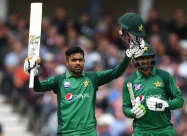 Quiz! Name Pakistan's men's ODI centurions in the 21st century
