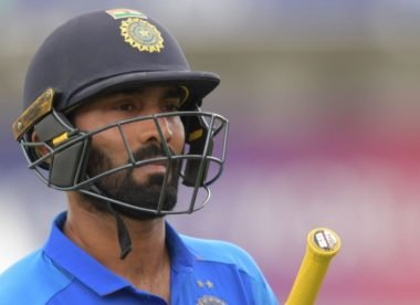 'Was sitting in my shorts' - Karthik was surprised by World Cup semi-final promotion