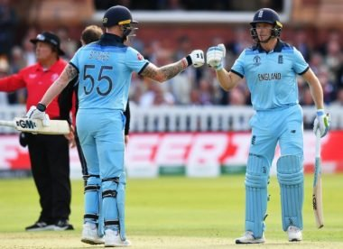 'I was playing second fiddle to Jos' – Stokes revisits Cricket World Cup final partnership with Buttler