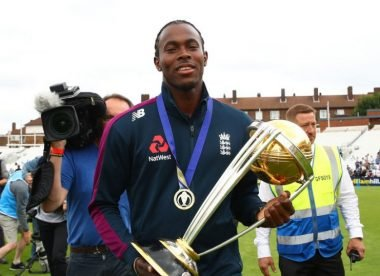 All hands on deck to find Jofra Archer's lost World Cup medal