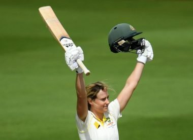 Leading Woman Cricketer in the World in 2019: Ellyse Perry