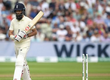 Moeen Ali: I fell out of love with Test cricket