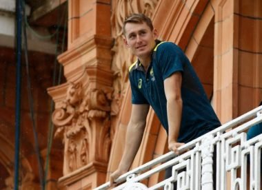 The summer that made Marnus Labuschagne a Wisden Cricketer of the Year