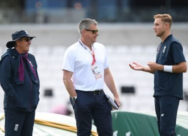 Ashley Giles: Players must stay fit at home