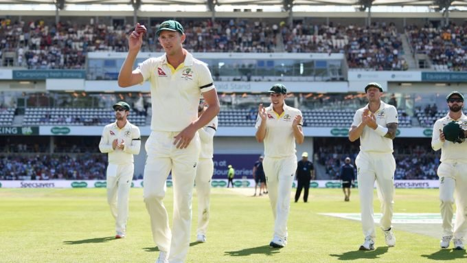 Hazlewood: Banning ball shining would make Test cricket hard for quicks