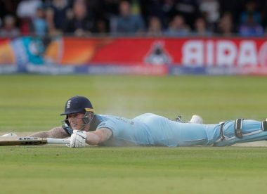 Ben Stokes didn't realise a super over was possible until last ball of World Cup final