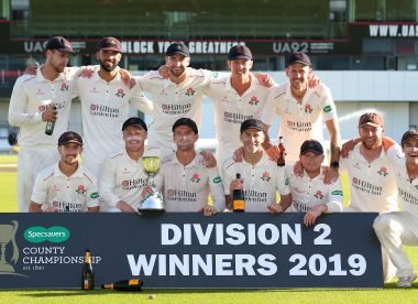 Lancashire, Wisden's Champion County: Red Rose to the top – Almanack