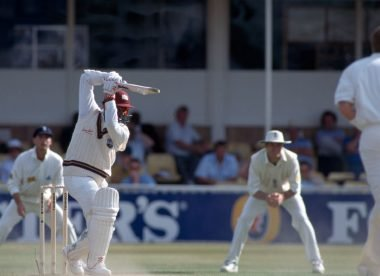 How Brian Lara's 375 helped Graham Thorpe mould his own batting style