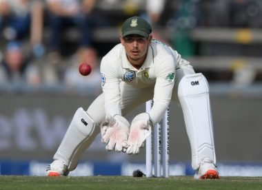 Graeme Smith rules out Quinton de Kock taking up Test captaincy