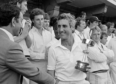 When Brearley and Gatting led Middlesex to dominance