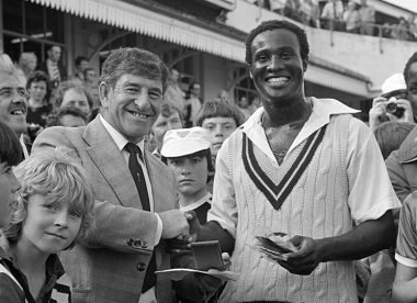 Wayne Daniel: 'The Diamond' who drove Middlesex to success