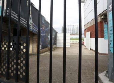Harrison: Venue changes likely for international cricket behind closed doors