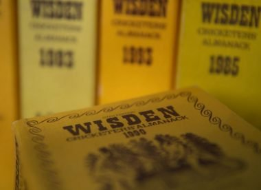 What will the 2021 Wisden Almanack look like?