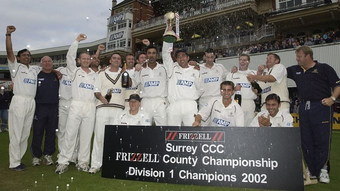 How Surrey rediscovered their winning ways at the turn of the century