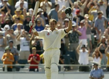 Matthew Hayden's 380, as remembered by the man who (eventually) got him out