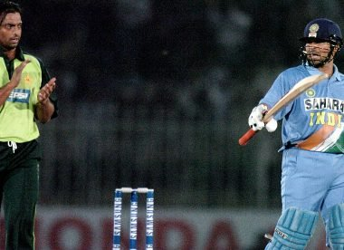 Indians keep remembering Sachin's World Cup six because it makes them happy – Shoaib Akhtar