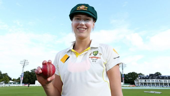 Ellyse Perry: Wisden Cricketer of the Year - Almanack