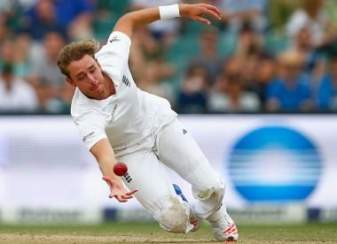 Stuart Broad: Wanderers spell means more than Trent Bridge 8-15