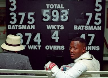 Brian Lara's top ten moments, in his own words