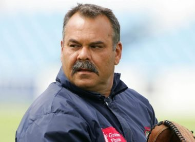 Dav Whatmore appointed as Baroda's director of cricket