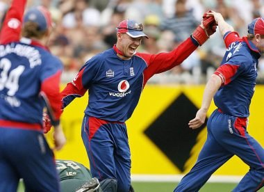 Quiz! Name the Englishmen since 2000 with 10 or fewer ODI appearances