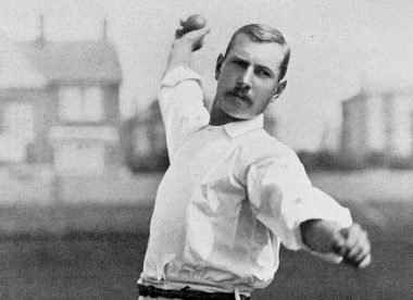 Bill Lockwood: One of cricket's first great fast bowlers – Almanack