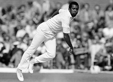 How Malcolm Marshall became a Wisden Cricketer of the Year - Almanack