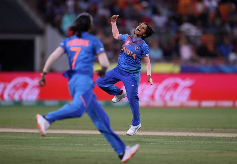 The wicket of Alyssa Healy was a validation for Poonam Yadav