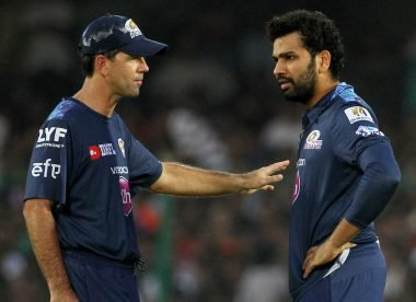 'Ricky Ponting was magic' – Rohit Sharma picks out his favourite coach