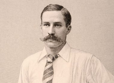 Andrew Stoddart: 'A splendid batsman to watch' – Almanack
