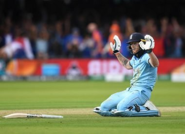 Stokes should've been out for obstruction in World Cup final – former NZ captain