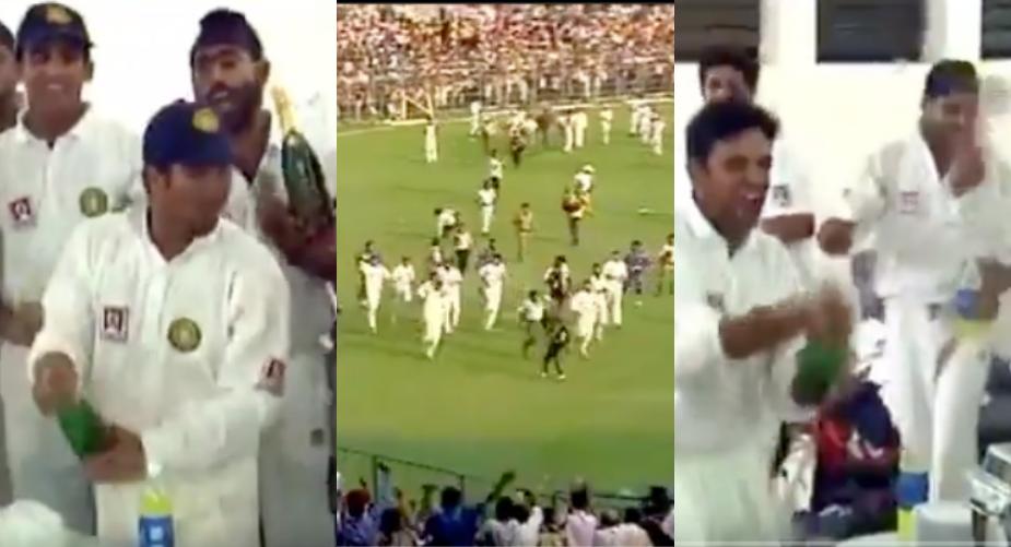 2001 Kolkata Test