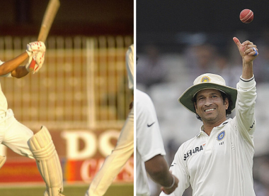 Quiz! The India XIs in Sachin Tendulkar's first and last Tests