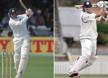 Quiz! The India XIs in Rahul Dravid's first and last Tests