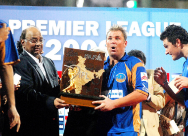 Quiz! Playing XIs from first-ever IPL final in 2008