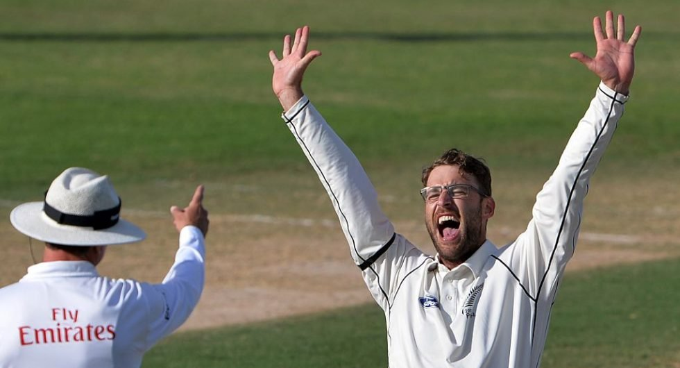 Captain five-wicket haul