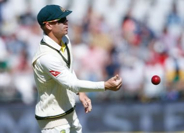 'Don't see why you've to change that' – Warner unsure of saliva ban