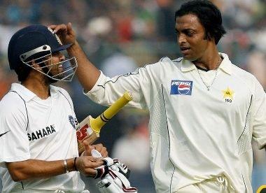 When Shoaib Akhtar used the short ball against an injured Tendulkar