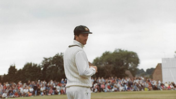 When Steve Waugh and Viv Richards faced off in the Lancashire League