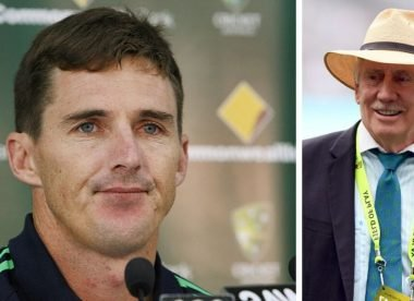 'Piece of piss': How a 52-year-old Ian Chappell took down Brad Hogg at nets