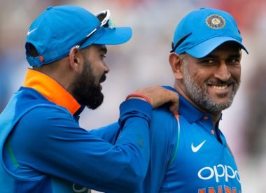 How Dhoni played a 'big role' in Kohli becoming India captain