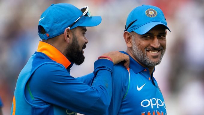 Finch highlights aspect of Dhoni-Kohli relationship that is key to India's success
